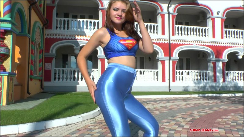 Nadya K. - shiny-jeans229 - shiny-jeans - Full HD/MP4 - image1