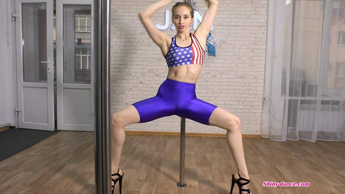 Christina - 353sd - shiny-dance - Full HD/MP4 - image1